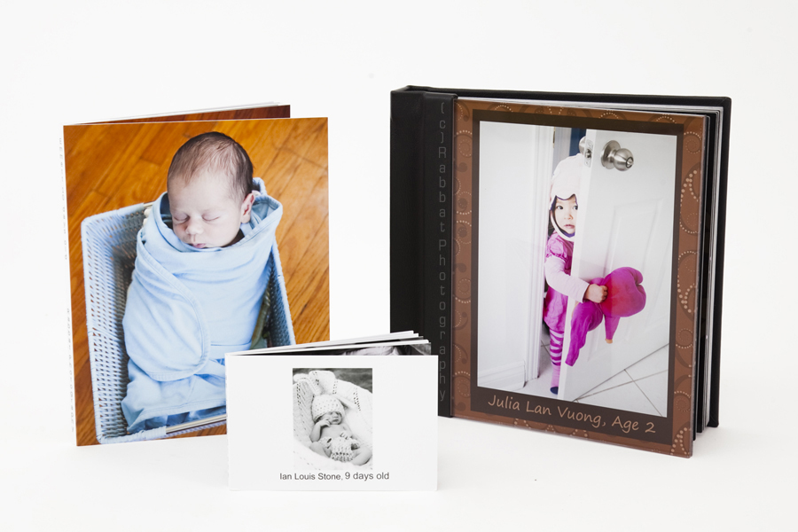 Photo albums for babies and toddlers