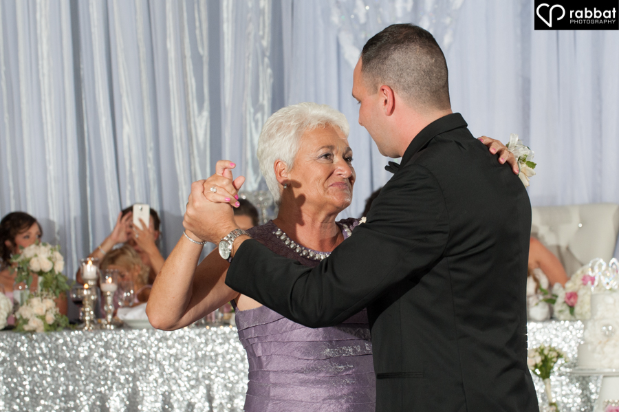 First dance with mom