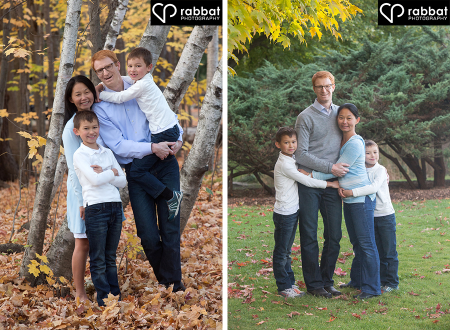 Etobicoke Family Portraits at James Gardens