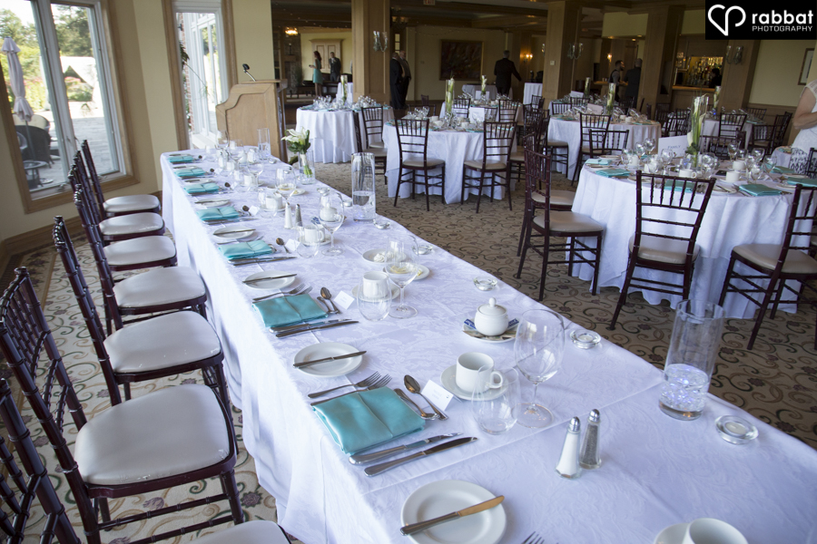 Bridal Table at King Valley Golf Club