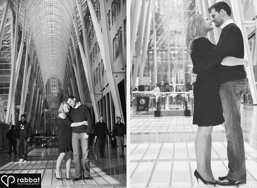 BCE Place Engagement Photos