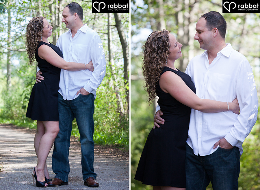 Engagement photos in Etobicoke 2