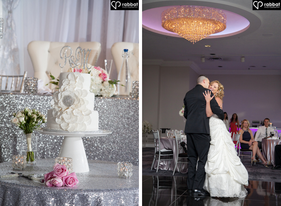 Cake and First dance