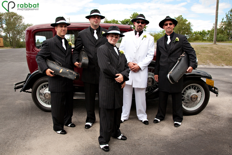 Groomsmen In 1920s Style Spectator Shoes Old Hollywood Wedding Pinterest And